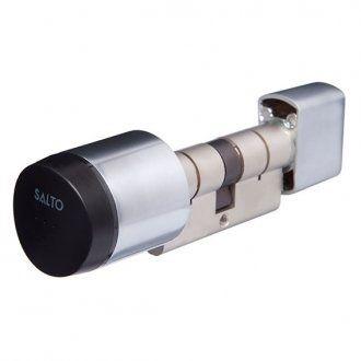 Mifare RW Geo Cylinder & Turn 30/30mm SC