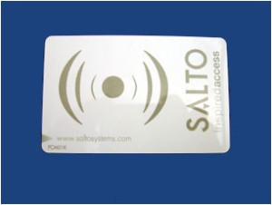 SALTO Proximity Construction Card 1kb