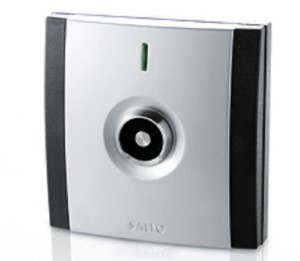 SALTO Wall Reader Ibutton Read Only Heated Modular
